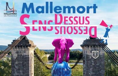 Mallemort : Le Festival Sens Dessus Dessous est annulé ce weekend en raison du coronavirus
