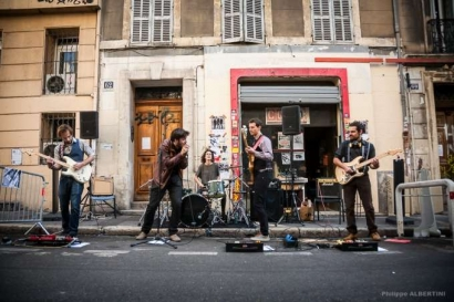 Marseille: Il n'y aura pas de Rue du Rock le 27 septembre
