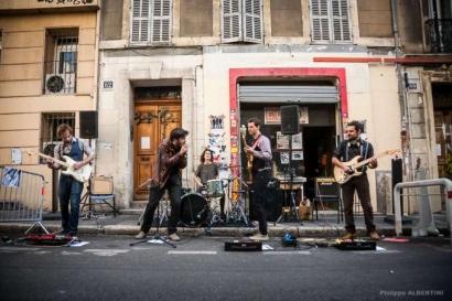 Marseille: Il n'y aura pas de Rue du Rock le 27 septembre
