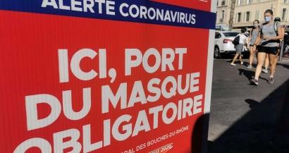 Vers des mesures encore plus restrictives à Marseille si la situation ne s'améliore pas d'ici une semaine