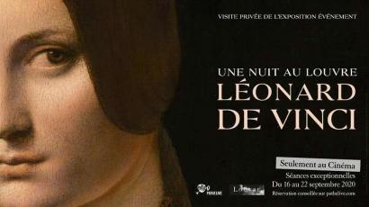 A Martigues, visitez l'exposition Léonard de Vinci sur grand écran !