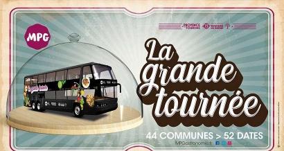 La grande tournée de Marseille Provence Gastronomie à Aubagne ce week-end