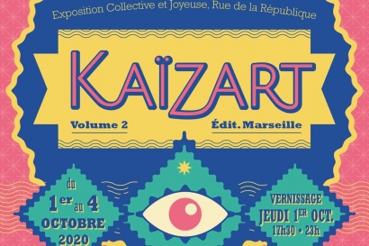 KAIZART débarque à Marseille