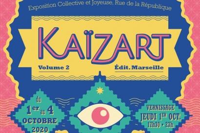 KAIZART débarque à Marseille