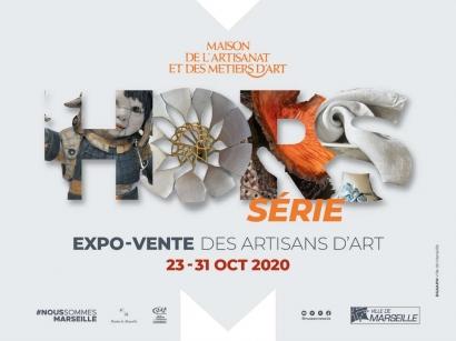 Hors-série: L'artisanat d'art à l'honneur à la Mama à Marseille