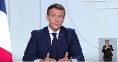 Coronavirus: Emmanuel Macron a tranché pour un confinement national de 4 semaines