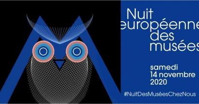 Samedi 14 novembre la Nuit européenne des musées se vivra en live
