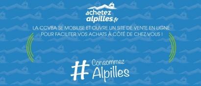 Achetez Alpilles: Le site ecommerce des producteurs, commerçants et artisans de la Vallée des Baux