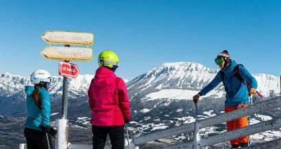 Les stations de ski des Alpes du Sud fermées à Noël à cause de la situation dans les Alpes du Nord