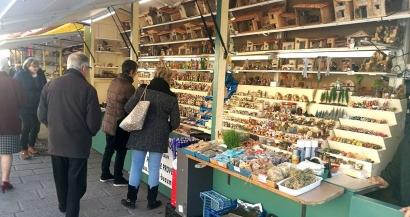 Marseille: La foire aux santons et le marché de Noël vont finalement bien se tenir