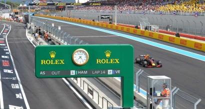 Grand Prix de France 2021: une jauge limitée à 15.000 spectateurs pour le moment