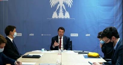Couvre feu avancé, frontières, vaccination... Les nouvelles mesures envisagées pour les Alpes Maritimes