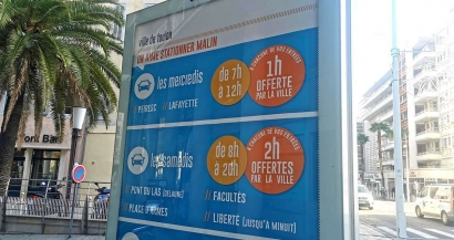 Le stationnement sera désormais gratuit à Toulon le samedi