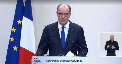 Le couvre feu à 18h prolongé pour au moins 15 jours et désormais étendu à toute la France