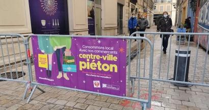 Parkings gratuits à Toulon et piétonisation à Marseille: deux stratégies pour encourager les soldes en ville