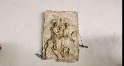 Un bas-reflief du XVIIème siècle va rejoindre le musée d'histoire de Marseille