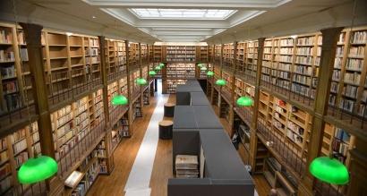 Découvrez la bibliothèque restaurée et les nouvelles salles du Musée d'Art de Toulon qui ouvrira en avril