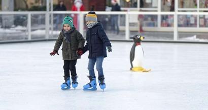 Une patinoire est autorisée à accueillir du public dans le Var