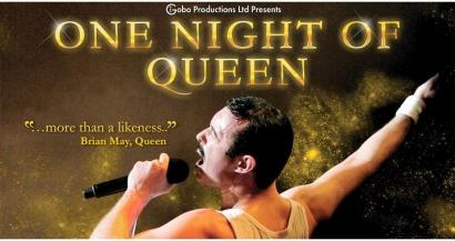 Gagnez vos invitations pour One night of Queen le 16 octobre à Toulon