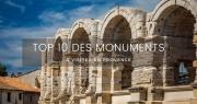 Top 10 des monuments à visiter en Provence
