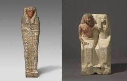 Bonne nouvelle: on pourra découvrir l'exposition sur les pharaons cet été au Musée Granet