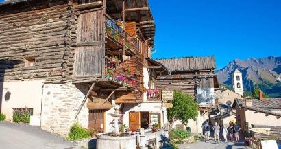 Saint-V�ran sera-t-il le village pr�f�r� des Fran�ais?