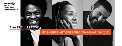 Le Festival Jazz des Cinq Continents revient du 8 au 25 juillet  et dévoile 3 têtes d'affiche
