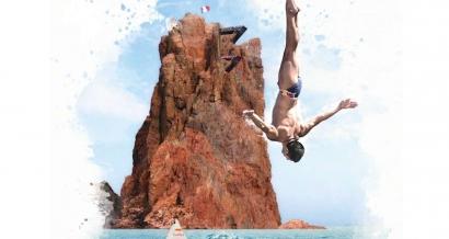 Red Bull Cliff Diving: une compétition de plongeon organisée en juin au Cap Dramont