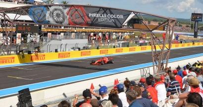 ''Le Grand Prix de France aura bien lieu'' Le directeur du Grand Prix F1 du Castellet confirme sa tenue en juin