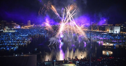 Marseille: le maire annonce le retour du feu d'artifice du 14 juillet et un grand concert