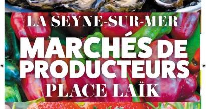 Un nouveau marché des producteurs s'installe à La Seyne tous les mercredis et dimanches