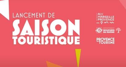 Lancement de la saison touristique en Provence