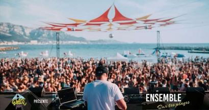 Des concerts de 7500 personnes debout les 2 et 3  juillet à Marseille: Le pari assumé du Delta Festival