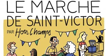 Marseille: Le marché de Saint-Victor revient ce dimanche 27 juin