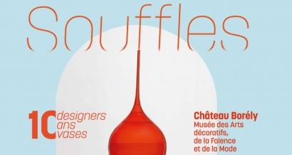 Souffles : 10 designers - 10 ans - 10 vases