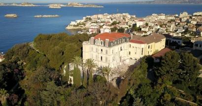Villa Valmer : Le maire de Marseille fait interrompre les travaux