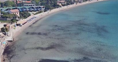 Baignade interdite sur la plage Mar Vivo ce jeudi