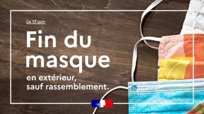 Port du masque dans les Bouches du Rhône: La liste des cas où il reste obligatoire en extérieur