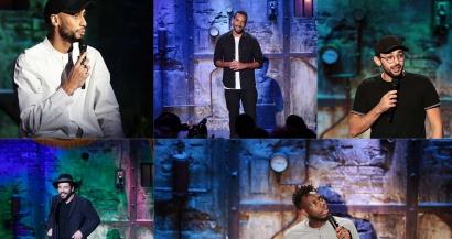 Stand Up au Mucem avec le Jamel Comedy Club