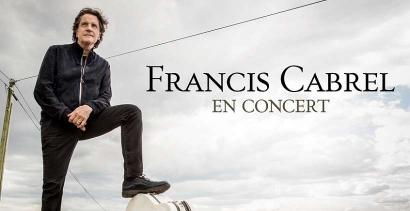 Gagnez vos invitations pour Francis Cabrel le 6 décembre à Toulon