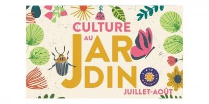 Culture au(x) jardin(s) des rendez-vous gratuits en juillet et septembre à Marseille