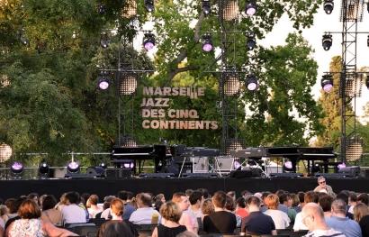 Un soir d'été au Marseille Jazz des Cinq Continents
