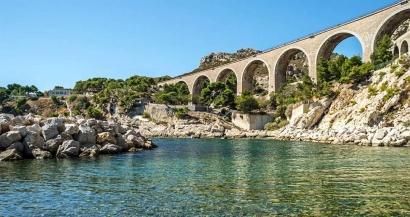 La baignade toujours interdite sur les plages de Corbières ce vendredi 30 juillet