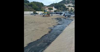 St Cyr: La baignade interdite à La Madrague et aux Lecques en raison d'un incident