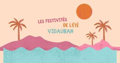Les festivités du mois d'août à Vidauban