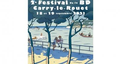 Festival de BD ce week-end à  Carry-le-Rouet