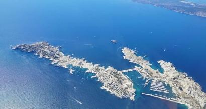 La Ville de Marseille souhaite classer sa rade à l'UNESCO