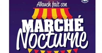 Marché nocturne d'Allauch : Grand week-end de clôture