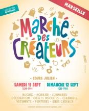 Marseille : Un marché de créateurs organisé ce week-end sur le Cours Julien