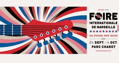 Foire de Marseille 2021 : Cette année la Foire sera rock et gratuite !